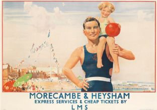 Morecambe & Heysham Art Deco Seaside Holiday